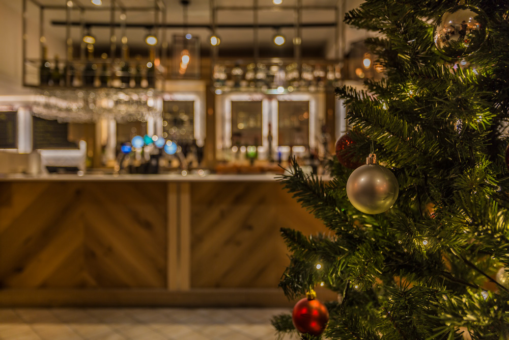 Christmas Day Lunch The Three Swans Hotel Eatery And
