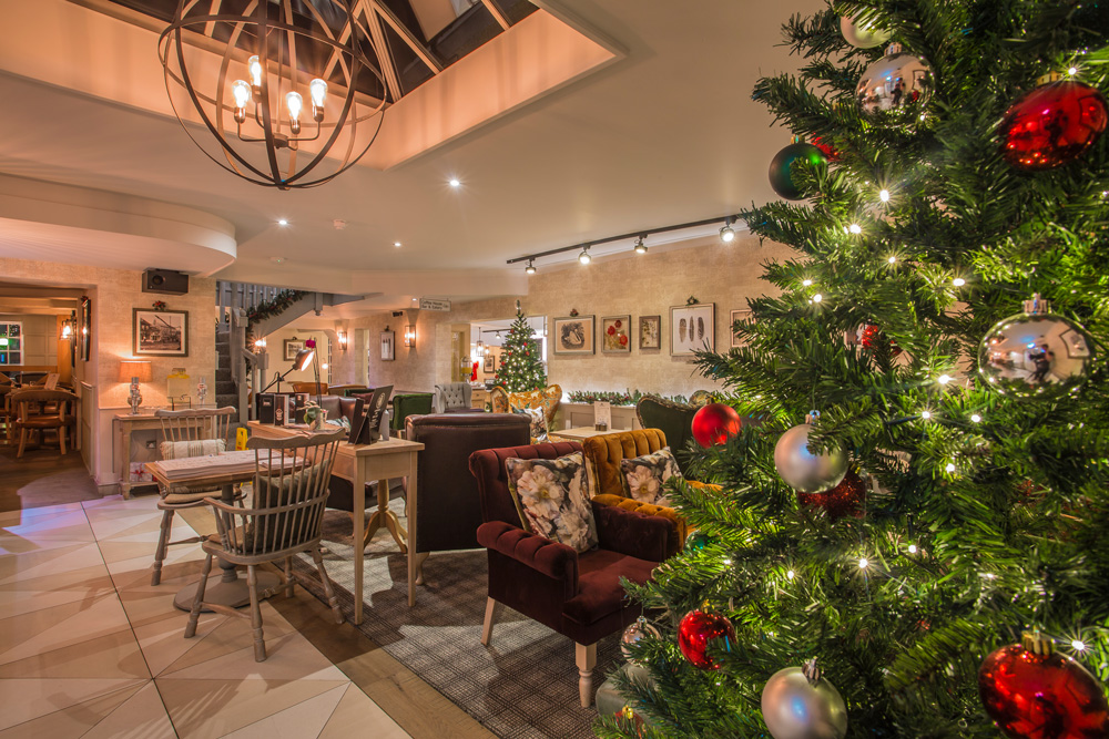 Christmas New Years Eve 2019 The Three Swans Hotel