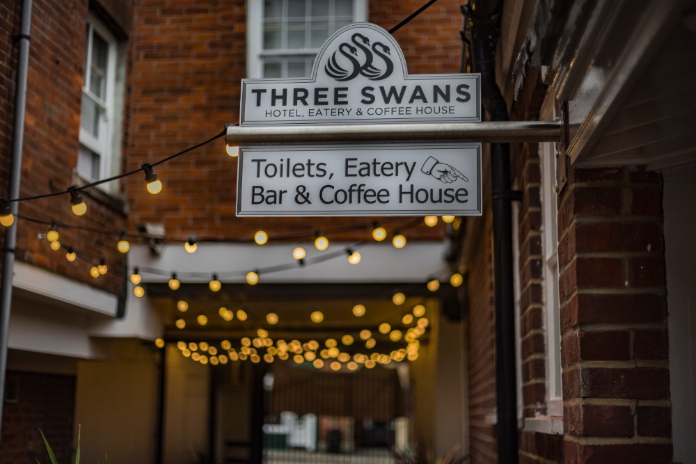 Gallery The Three Swans Hotel Eatery And Coffee House