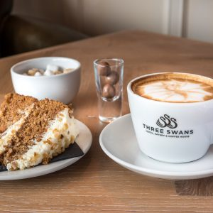 Coffee Shop at The Three Swans Hungerford