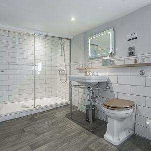 Room 110 Bathroom